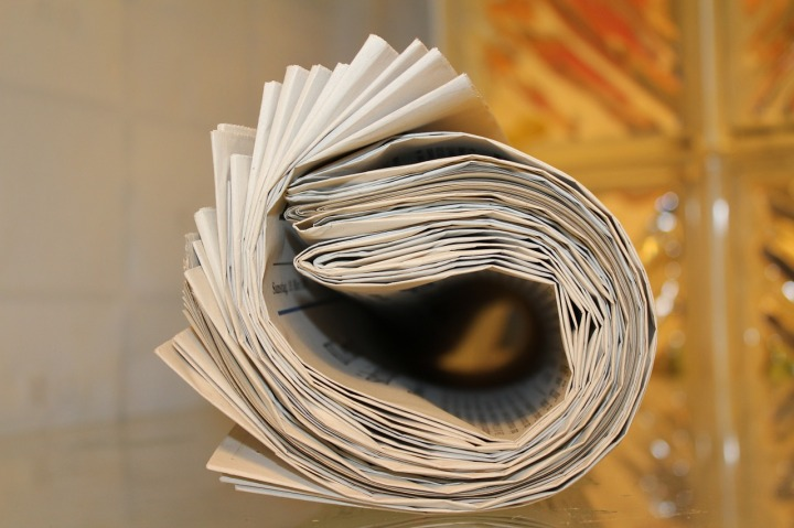 newspaper-1278877_1280